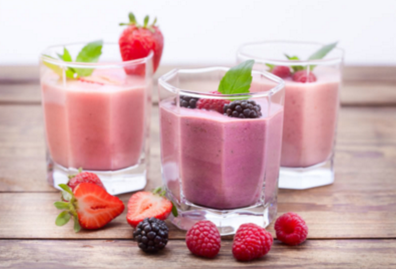RIDING THE HEAT WAVES – 10 FROZEN SMOOTHIE RECIPES