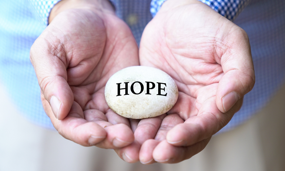 FOUR QUOTES THAT WILL SHIFT YOU FROM FEAR INTO HOPE
